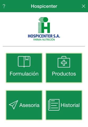 Hospicenter Movil screenshot 1