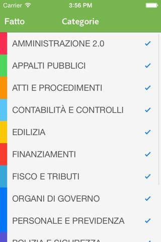 Notizie PA screenshot 3