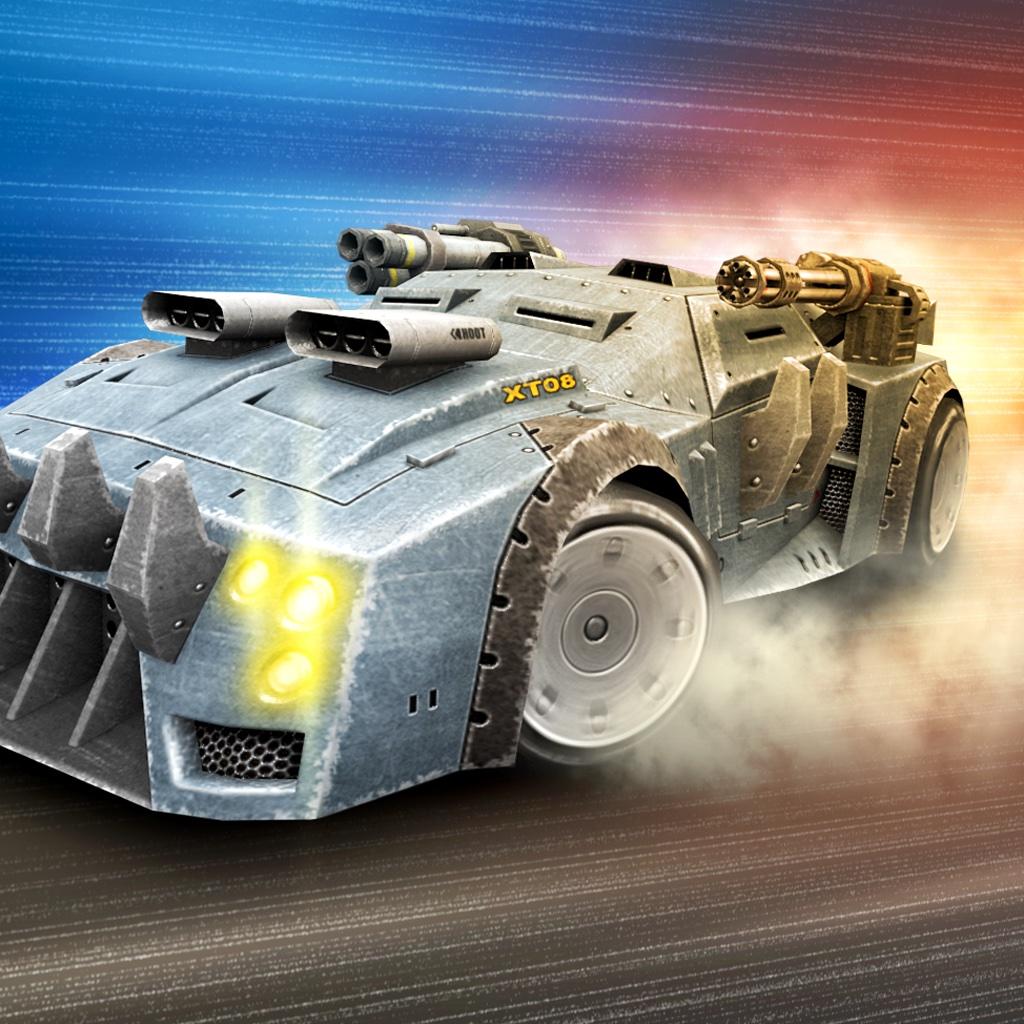 Battle Riders - Car Combat Racing