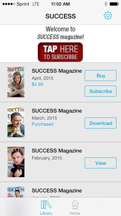 download SUCCESS Magazine HD appstore review