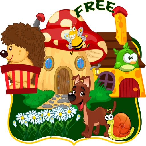 Hedgehog's Sweet Garden iOS App
