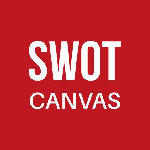 SWOT Canvas iOS App