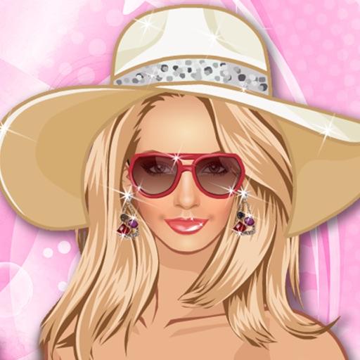 Surf ragazza moda vestiti - Dress up giochi per ragazze e ragazzi. Look glam per ragazza stella, fata principessa nel salone di bellezza