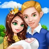 Mommy's New Royal Baby - Princess Charlotte Baby Care Game