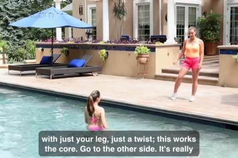 Water Aerobics screenshot 3