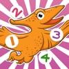 Attivo! Gioco Per i Bambini Sui Dinosauri: Imparare Per Scuola Materna e Asilo