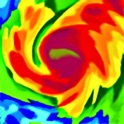NOAA Hi-Def Radar Pro -  Storm Warnings, Hurricane Tracker & Weather Forecast icon