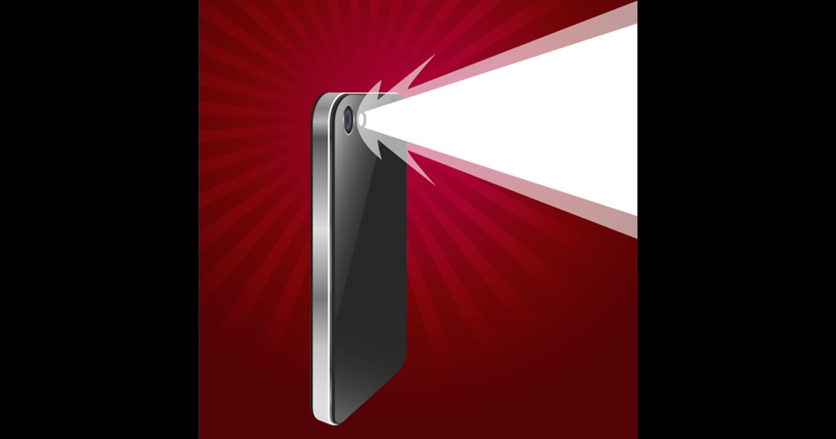 iphone flashlight