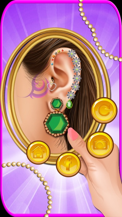 download Ear Spa Salon - Ear treatment doctor and crazy surgery and spa game appstore review