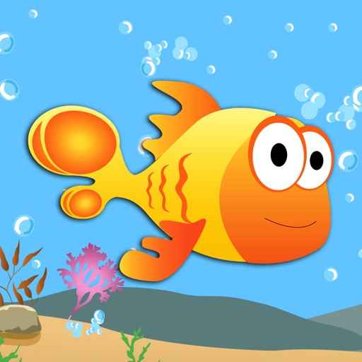 Splashy Fish - Ocean Adventure iOS App