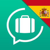 Spanish for Travel: Speak & Read Essential Phrases and learn a Language with Lingopedia Pronunciation, Grammar exercises and Phrasebook for Holidays and Trips icon
