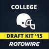 RotoWire College Football Draft Kit 2015