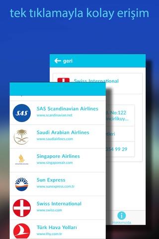 Hava Yolları screenshot 3
