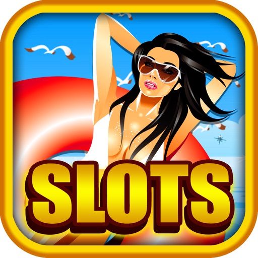 Slots Sand Casino in Vegas Golden Summer Vacation Pro iOS App