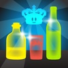 King of Booze: Best Fun Drinking Game – with over 100 challenges,  board,  dice,  truth or dare,  cards. Without props.