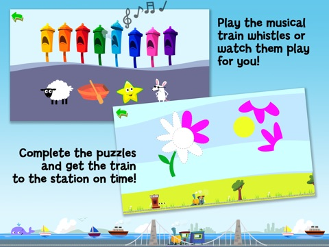 Screenshot #4 for Zoo Train