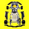 Kart Chassis Setup - Análisis y puesta a punto
