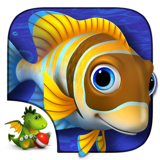 梦想水族馆之海底季节: Fishdom: Seasons under the Sea HD