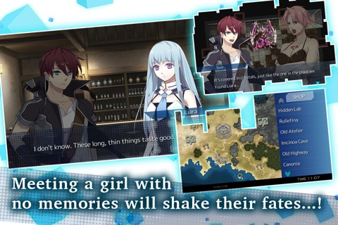 RPG Tears Revolude screenshot 4