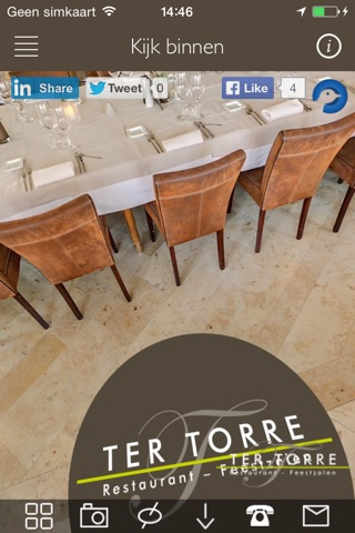 Restaurant Ter Torre screenshot 3