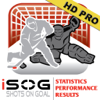 iSOG HD PRO Goalie & Player Stats Utility