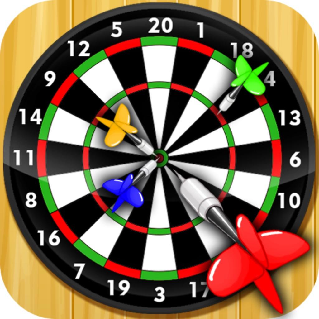 free darts game app