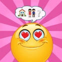 Emoji Guess - Fun Critical Thinking Quizzle with Flying Animatronic Emoticons icon