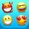 Animated 3D Emoji  Pro - New Color Emoticon Keyboard