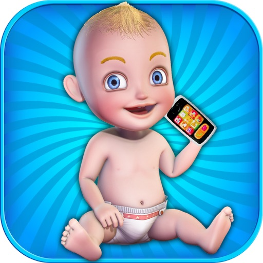 Baby Toy Phone - Free Game iOS App