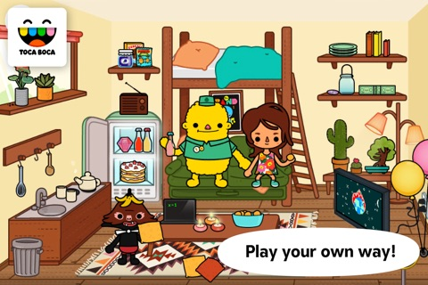 Toca Life: Town screenshot 1
