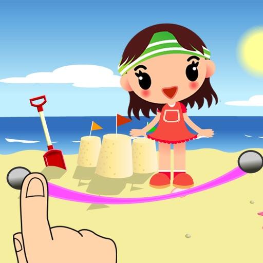 Sweet Girl Jump iOS App