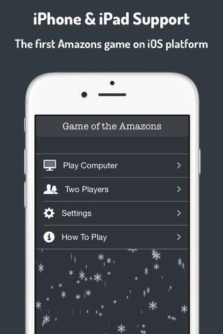 Amazons Board Game screenshot 1