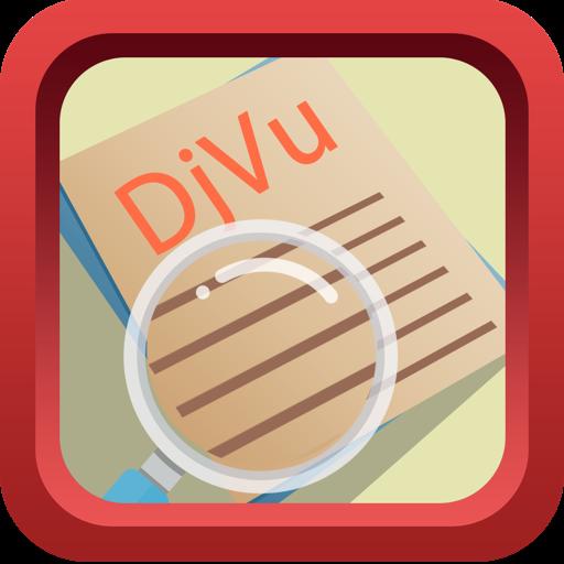 DjVu File Viewer