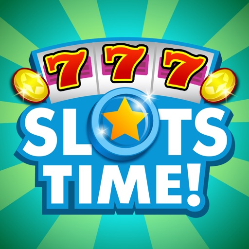 Slots Time! – Free Casino Watch Game iOS App
