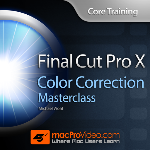 Color Correction Masterclass For FCPX