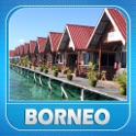 Borneo Island Offline Travel Guide icon
