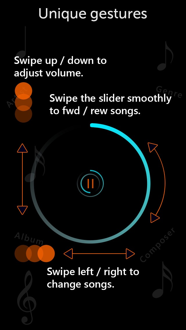Screenshot #5 for My Music -  Personalized Music Discovery