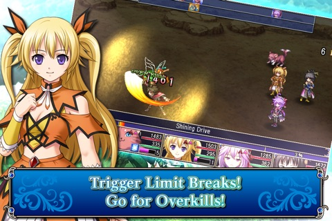 RPG Asdivine Hearts screenshot 3