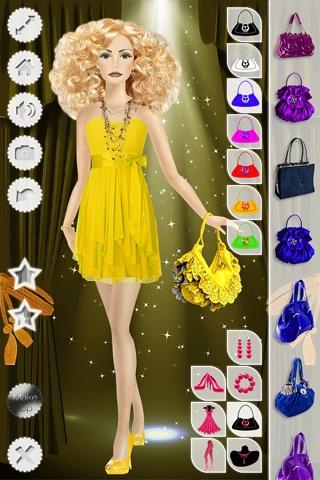 Makeup, Hairstyle & Dressing Up Fashion Princess screenshot 2