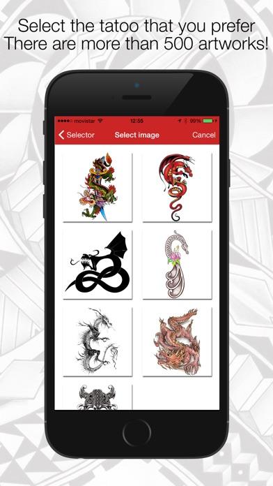 download Tatouage Me - Tatouages Poster vos photos et les partager! apps 2