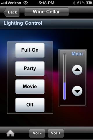 Crestron Mobile screenshot 2