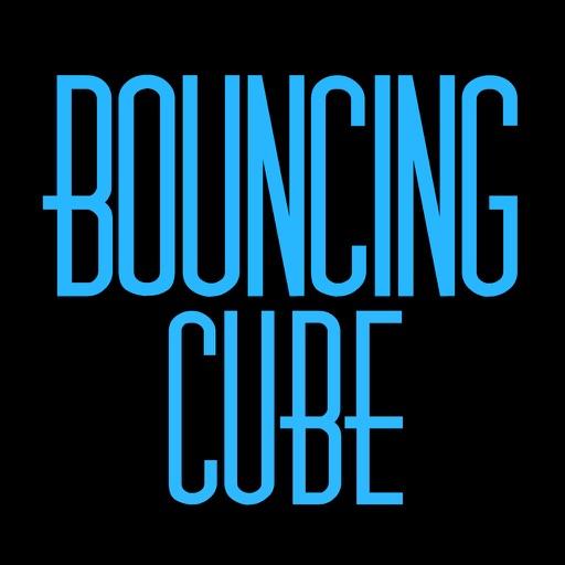 Bouncing cube iOS App