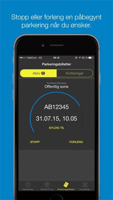 iPhone-skjermbilde 2