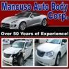 mancuso auto body auto body painting
