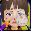 キッズスキンケアドクター - 体のX線をアマチュア外科医と子供ドクターゲーム