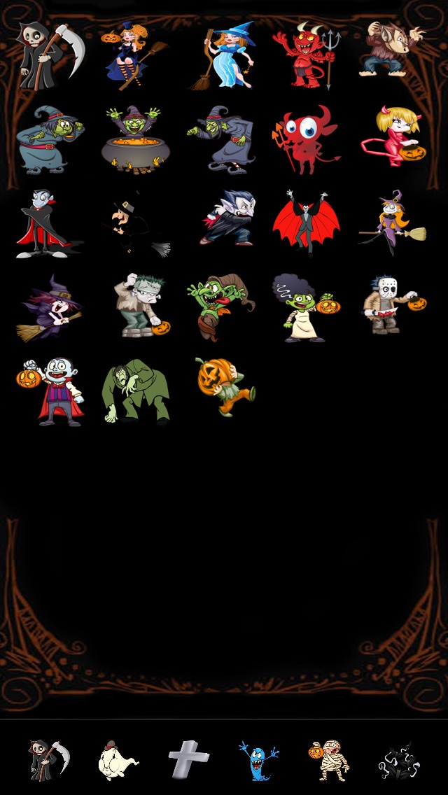 download Halloween Pro  Stickers  Mania - Scary, Creepy, Spooky Emoji & Stickers apps 2