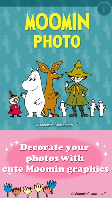 Moomin Photo screenshot four