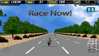 `A Most Wanted Motocross Raider Screenshot on iOS
