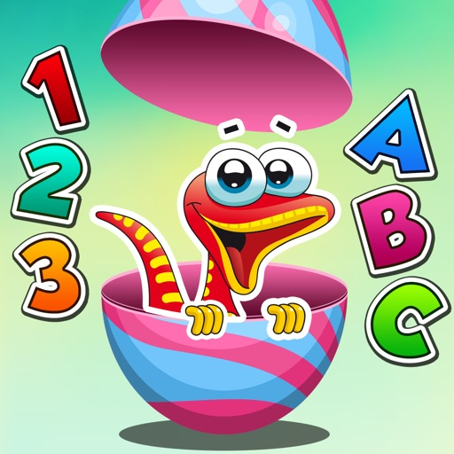 Surprise Eggs Learning iOS App
