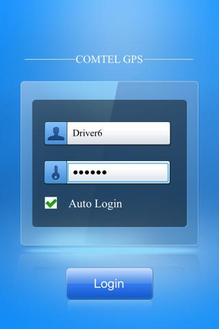 ComTel GPS screenshot 1